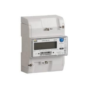 Счетчик электрической энергии однофазный многотарифный STAR 104/1 R1-5(60)Э 4ШИО IEK