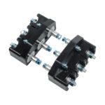 Панель втычная ПМм1-630/800 c задним резьбовым присоединением для ВА88-40 MASTER IEK 1