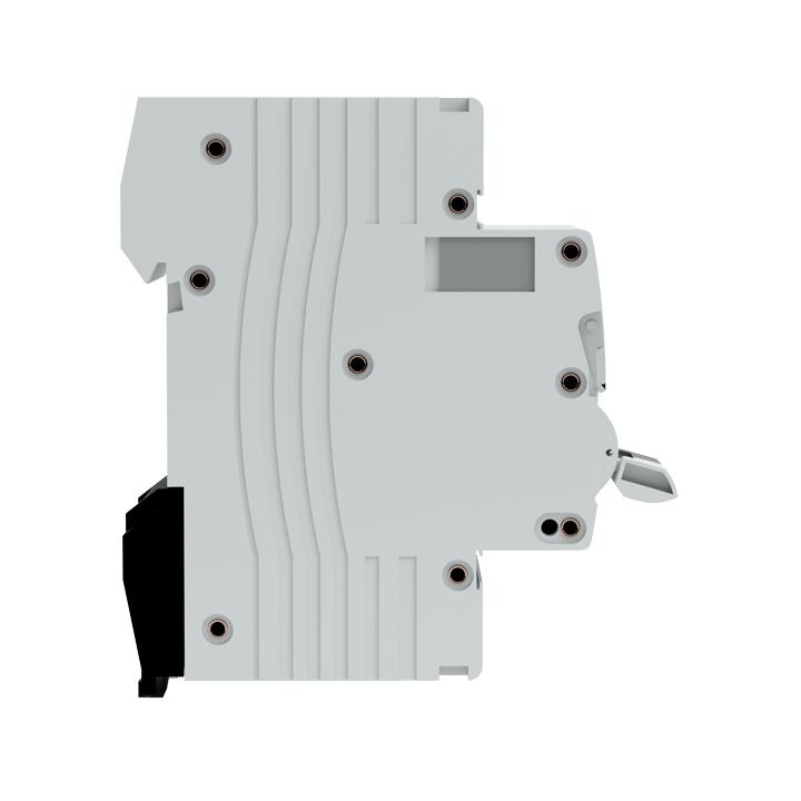 Дифференциальный автомат DVA-6 1P+N  2А (D)  30мА (A) 6кА EKF AVERES