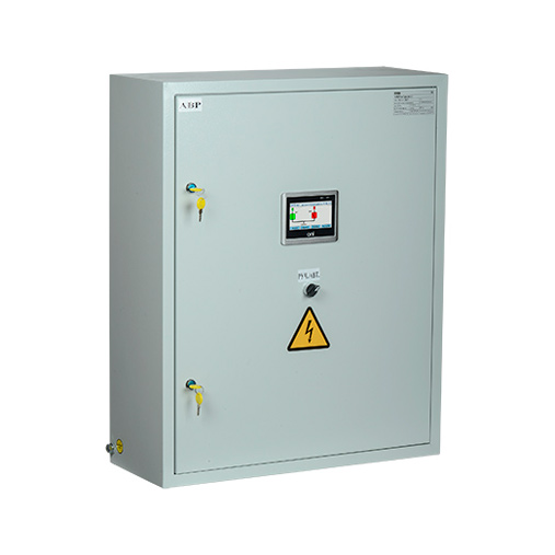 Система АВР двух групп потребителей от двух независимых источников с секционированием на ВА88 управление электроприводом ЭП32/33 с системой управления 220В AC