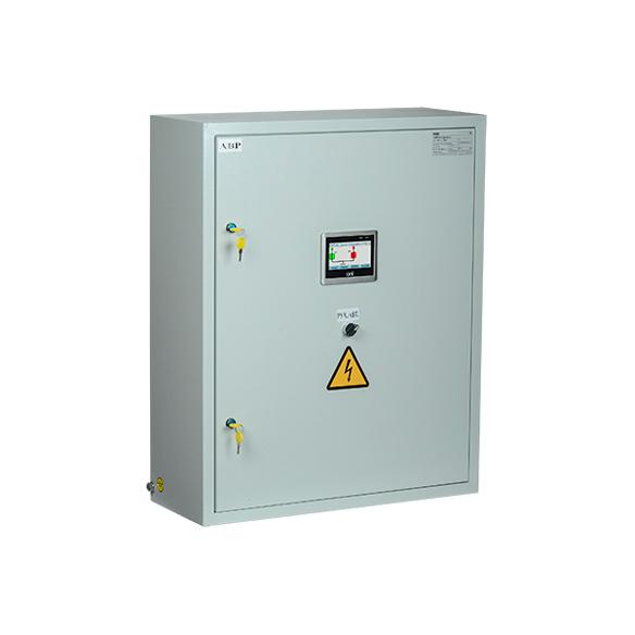 Система АВР двух групп потребителей от двух независимых источников с переключением на ДГУ с секционированием на ВА88 управление электроприводом ЭП40/43 с системой управления 24В DC