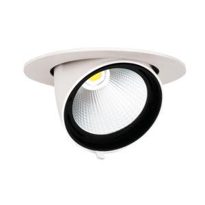 Cветильник cветодиодный потолочный PLED DL4 PLEDDL440W 4000K 24°W HIP40