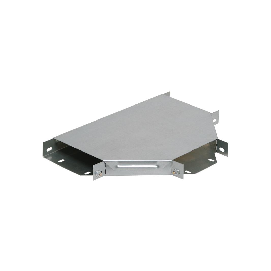 Разветвитель Т-образный ESCA 35х200мм RAL 9016 IEK 1