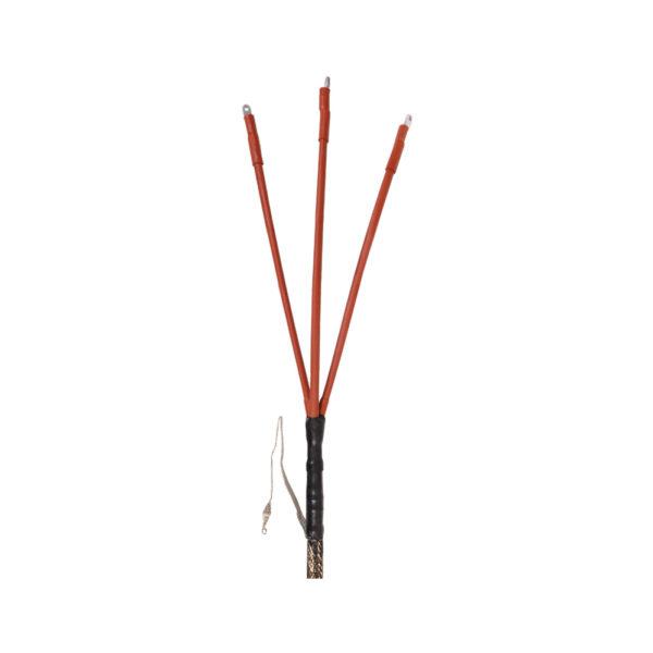 Муфта кабельная КВтп-10 3х150/240 б/н пайка бумажная изоляция IEK