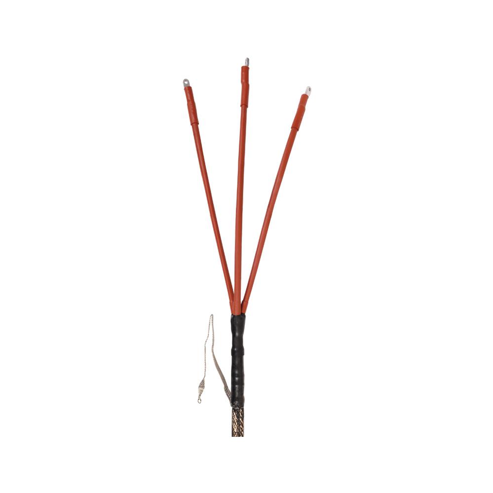 Муфта кабельная КВтп-10 3х150/240 с/н ППД бумажная изоляция IEK 1