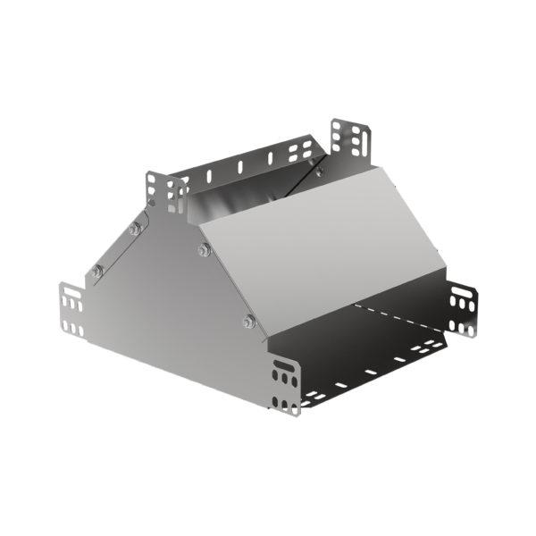 Ответвитель Т-образный вертикальный вверх 100х400 HDZ IEK