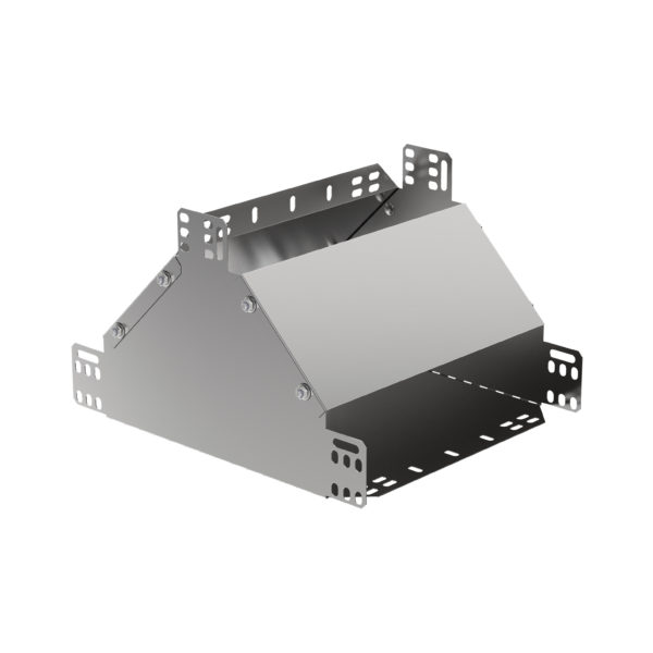 Ответвитель Т-образный вертикальный вверх 100х300 HDZ IEK