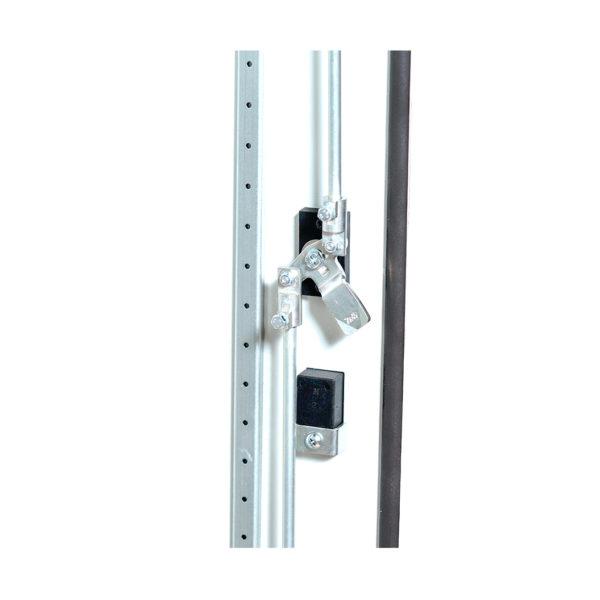 Корпус металлический сборный ВРУ 1800х800х450-2Д IP54 SMART IEK