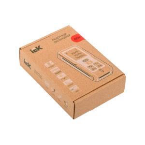 Дальномер лазерный DM60 PROFESSIONAL IEK