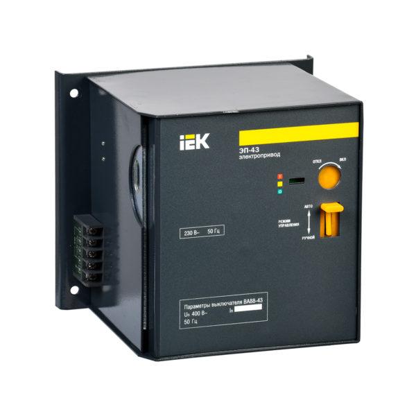 Электропривод ЭП-43 230В IEK
