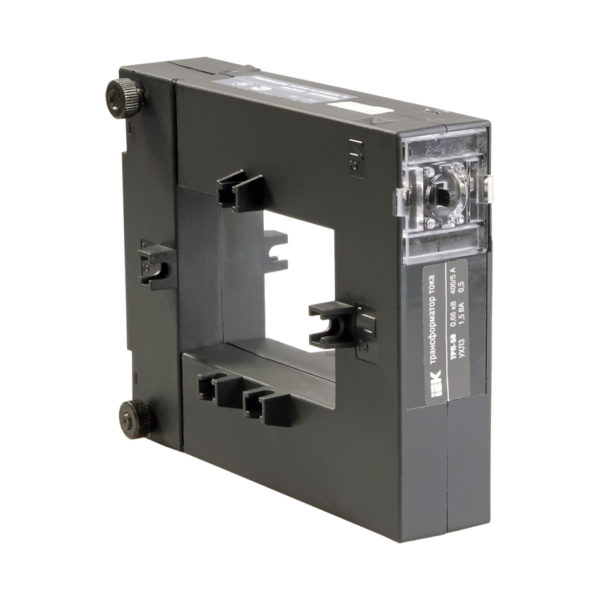 Трансформатор тока ТРП-58 500/5А 2,5ВА класс 0,5 IEK