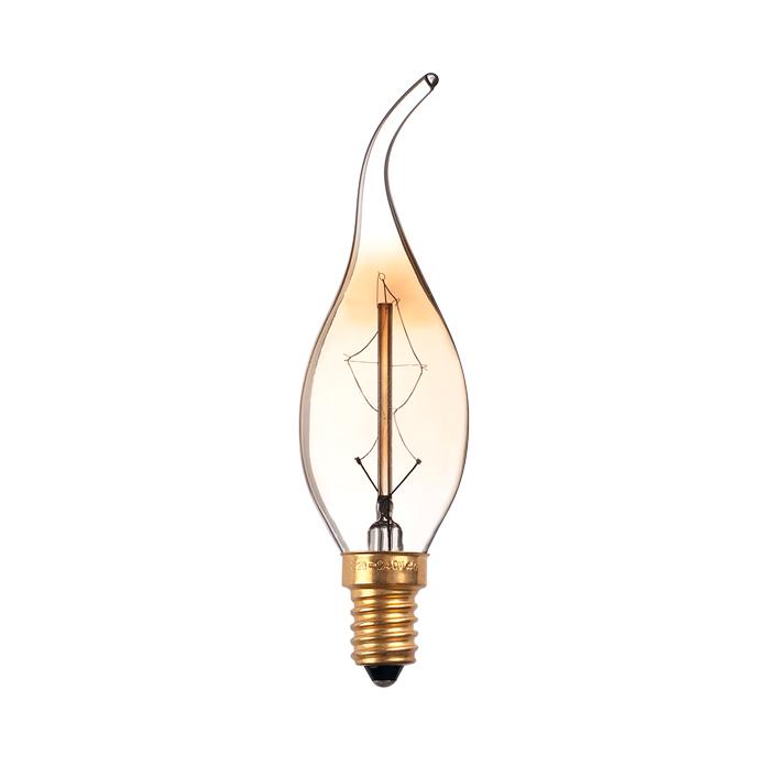 Лампа накаливания декоративная RETRO GOLD RETROCA35GOLD60W E14