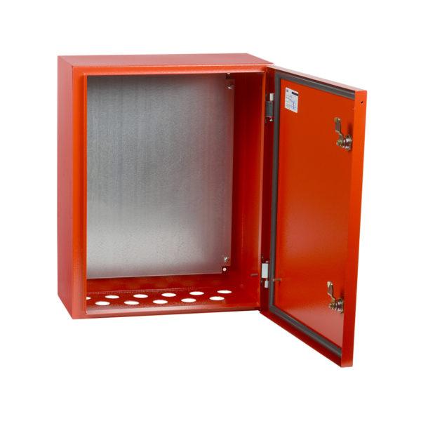 Корпус металлический ЩМП-1-0 У2 IP54 RAL 3020 IEK