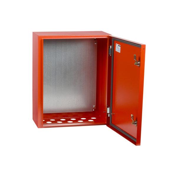 Корпус металлический ЩМП-3-0 У2 IP54 RAL 3020 IEK