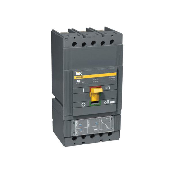 Выключатель автоматический ВА88-37 3Р 400А 35кА с электронным расцепителем MP 211 ИЭК