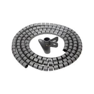 Бандаж кабельный БК 20мм с ключом (2м/упак) IEK