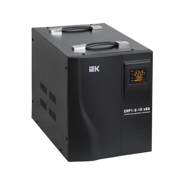 Стабилизатор напряжения однофазный СНИ1-1,5 кВА IEK (восстановленный)
