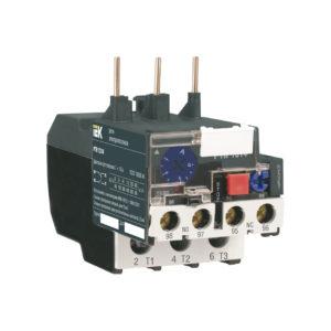 Реле РТИ-1303 электротепловое 0,25-0,4А IEK