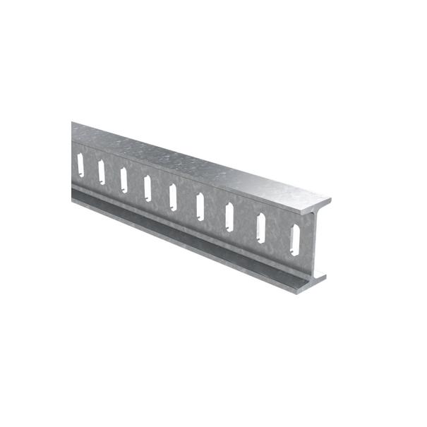 I-образный профиль 50х100 L2400 толщина 4 5 мм горячеоцинкованный