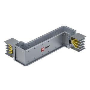 Cекция Z-образная вертикальная 1000 А IP55 AL 3L+N+PE(КОРПУС)