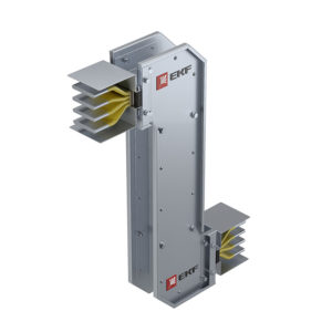 Cекция Z-образная горизонтальная 2000 А IP55 AL 3L+N+PE(КОРПУС)