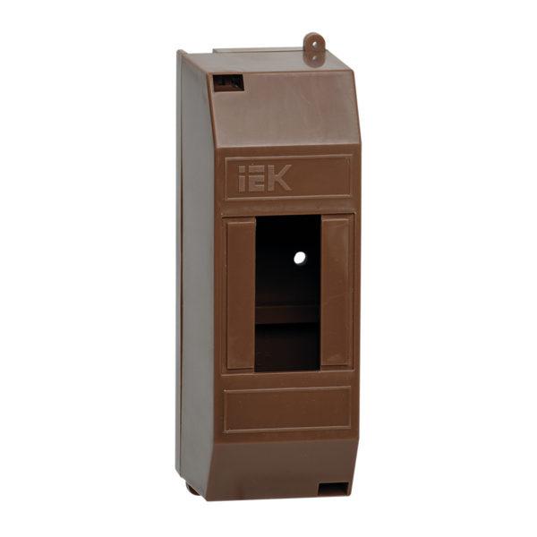 KREPTA 3 Корпус пластиковый КМПн 1/2 IP20 дуб IEK