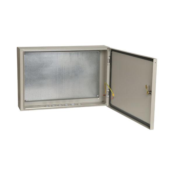 Корпус металлический настенный ЩМП-4.6.1-0 У2 IP54 IEK
