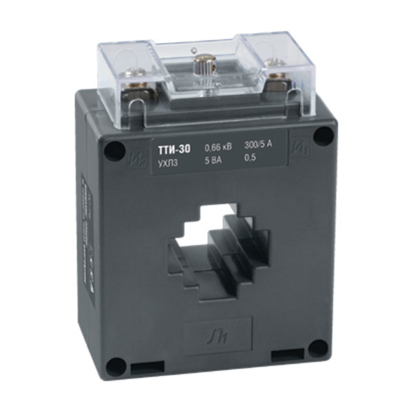 Трансформатор тока ТТИ-30 200/5А 5ВА класс 0,5S IEK