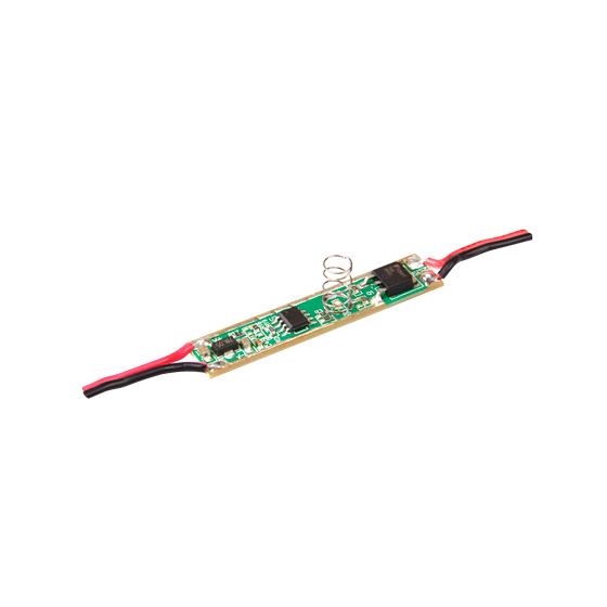 Выключатель сенсорный, встраиваемый в алюминиевые профили PAL