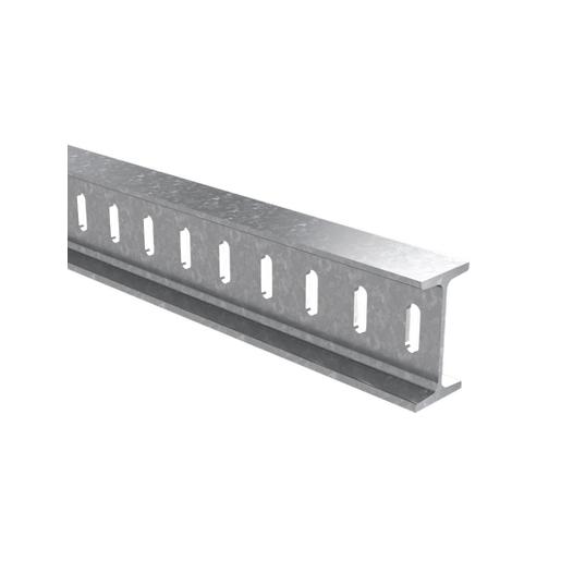 I-образный профиль 50х100 L1900 толщина 4 5 мм горячеоцинкованный