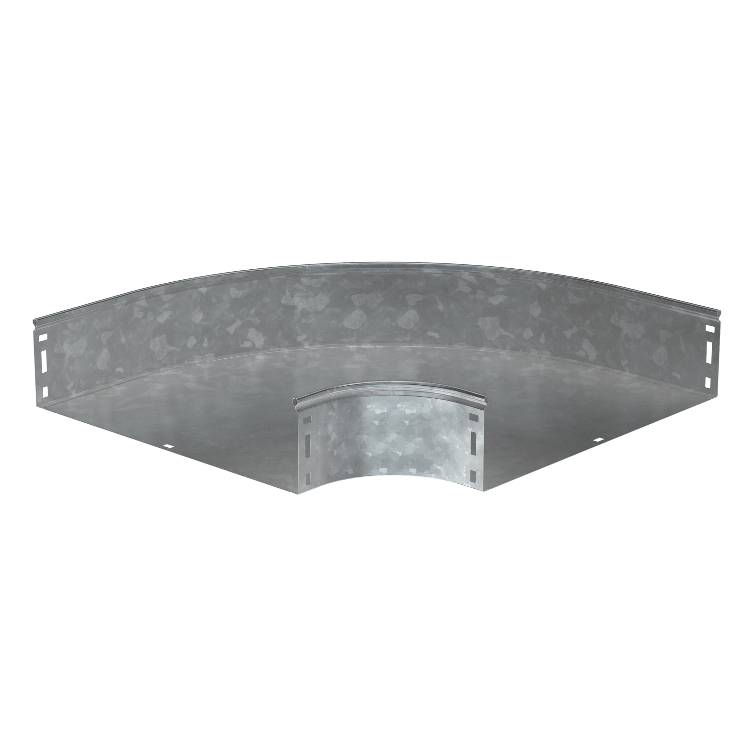 Поворот плавный 90град (тип Г01) ESCA 100х500мм HDZ IEK 1