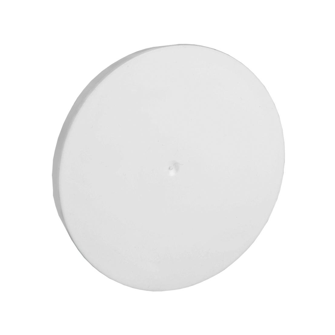 Крышка финишная круглая d=70мм для коробок для монолитного строительства IEK 1