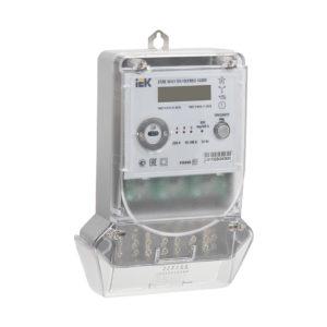 Счетчик электрической энергии трехфазный многотарифный STAR 304/1 С4-10(100)Э 4ШИО IEK
