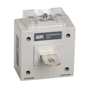 Трансформатор тока ТОП-0,66 15/5А 5ВА класс 0,5S IEK