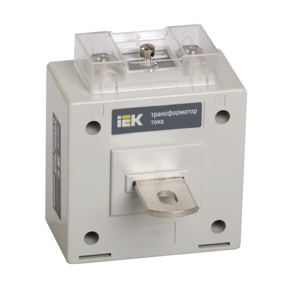 Трансформатор тока ТОП-0,66 75/5А 5ВА класс 0,5 IEK