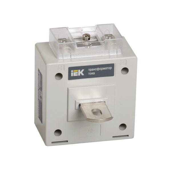 Трансформатор тока ТОП-0,66 60/5А 5ВА класс 0,5S IEK