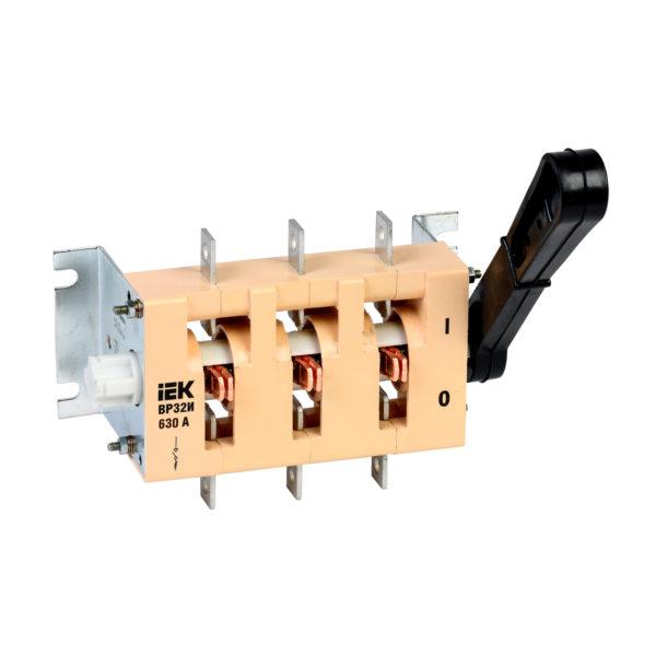 Выключатель-разъединитель ВР32И-39A30220 630А IEK
