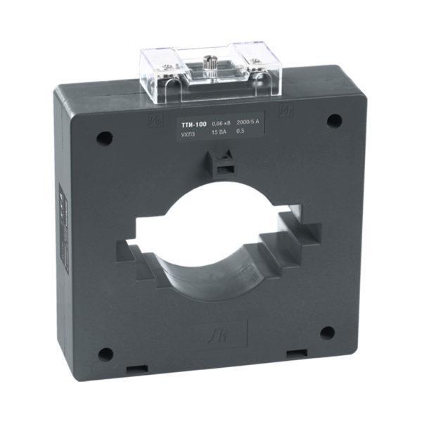 Трансформатор тока ТТИ-100 1250/5А 15ВА класс 0,5S IEK