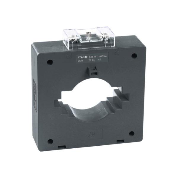Трансформатор тока ТТИ-100 1500/5А 15ВА класс 0,5S IEK