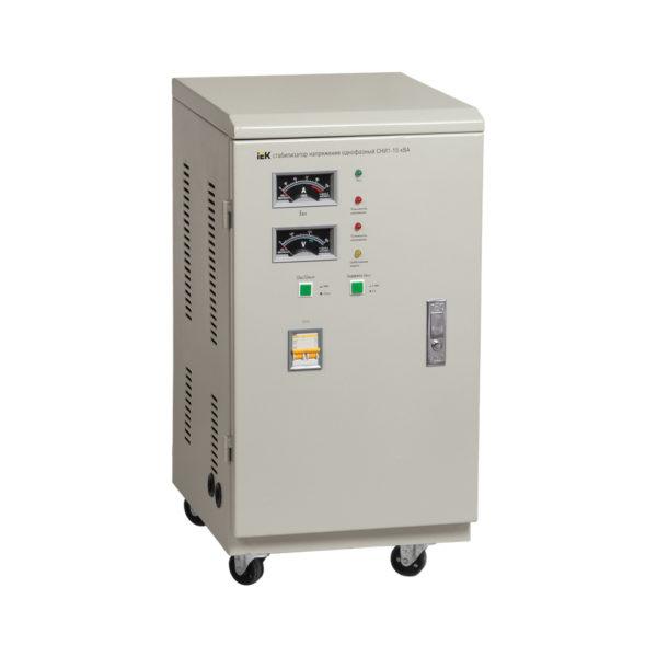 Стабилизатор напряжения однофазный СНИ1-30 кВА IEK (восстановленный)