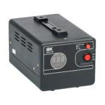 Стабилизатор напряжения переносной HUB 0,5кВА IEK 1
