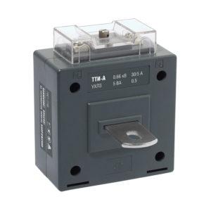 Трансформатор тока ТТИ-А 10/5А 5ВА класс 0,5 IEK