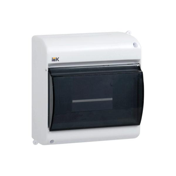 KREPTA 3 Корпус пластиковый КМПн 2/6 IP30 белый IEK
