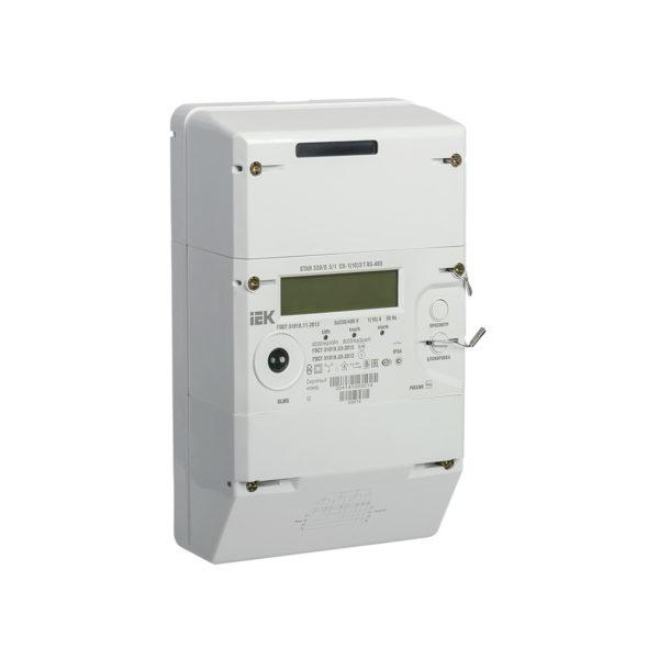 Счетчик электрической энергии трехфазный многотарифный STAR 328/0,5 С8-1(10)Э Т RS-485 100V UZ IEK
