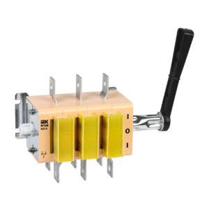 Выключатель-разъединитель ВР32И-39B71250 630А IEK