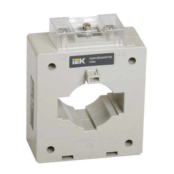 Трансформатор тока ТШП-0,66 750/5А 10ВА класс 0,5S габарит 60 IEK