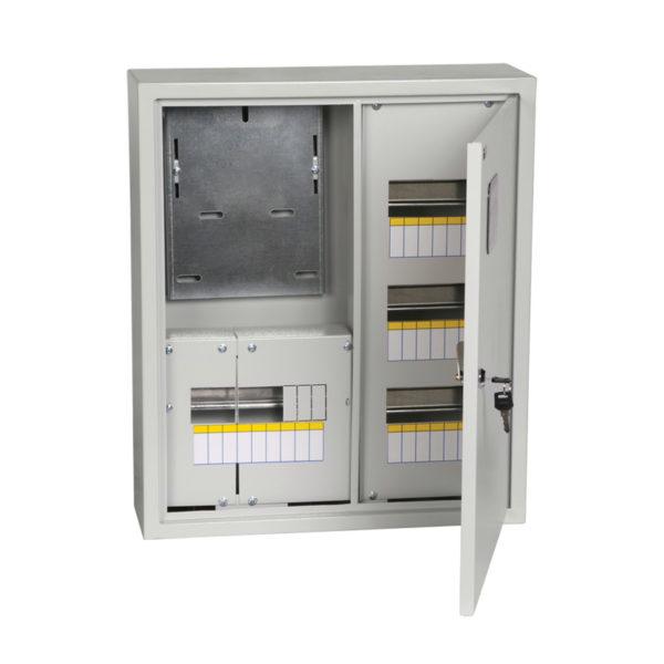 Корпус металлический учетно-распределительный ЩУРн-3/24зо-1 36 УХЛ3 IP31 IEK