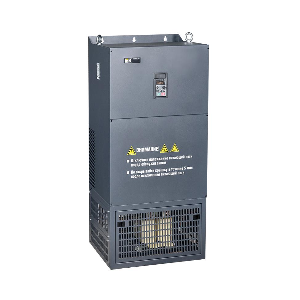Преобразователь частоты CONTROL-L620 380В 3Ф 200-220кВт 380-415A IEK