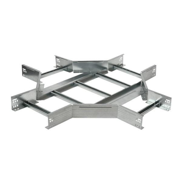 Крестовина лестничная 100х400 R300 HDZ IEK