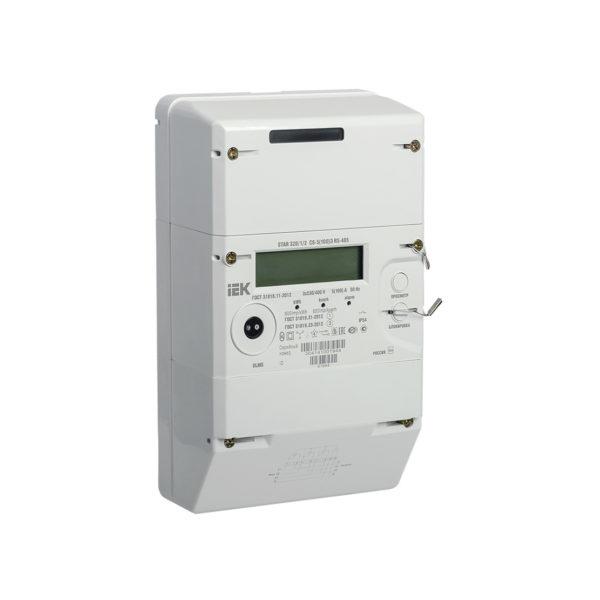 Счетчик электрической энергии трехфазный многотарифный STAR 328/1 С8-5(100)Э RS-485 IEK